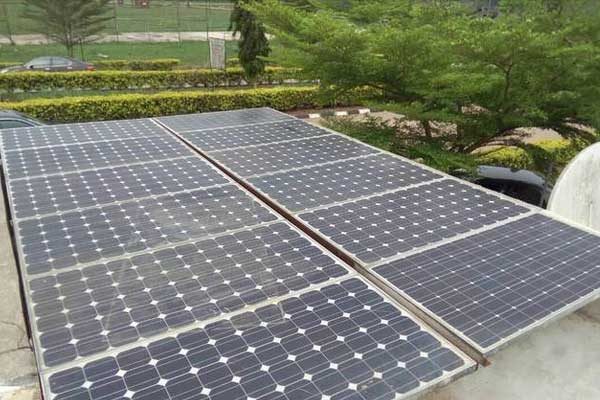 ENTELECHY ENERGY 2KW home off-grid solar power system