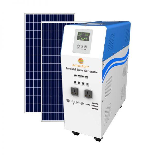 solar generator system