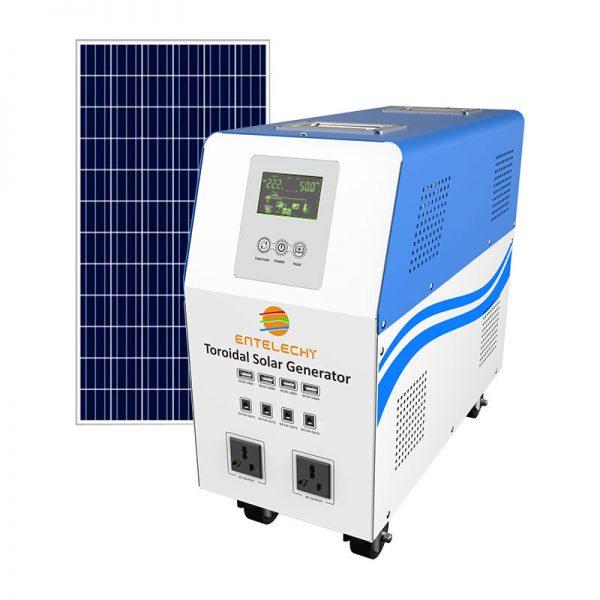 solar generator system500w