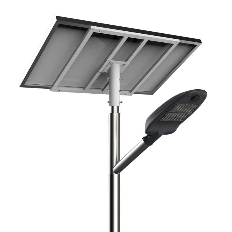 all in two solar street light