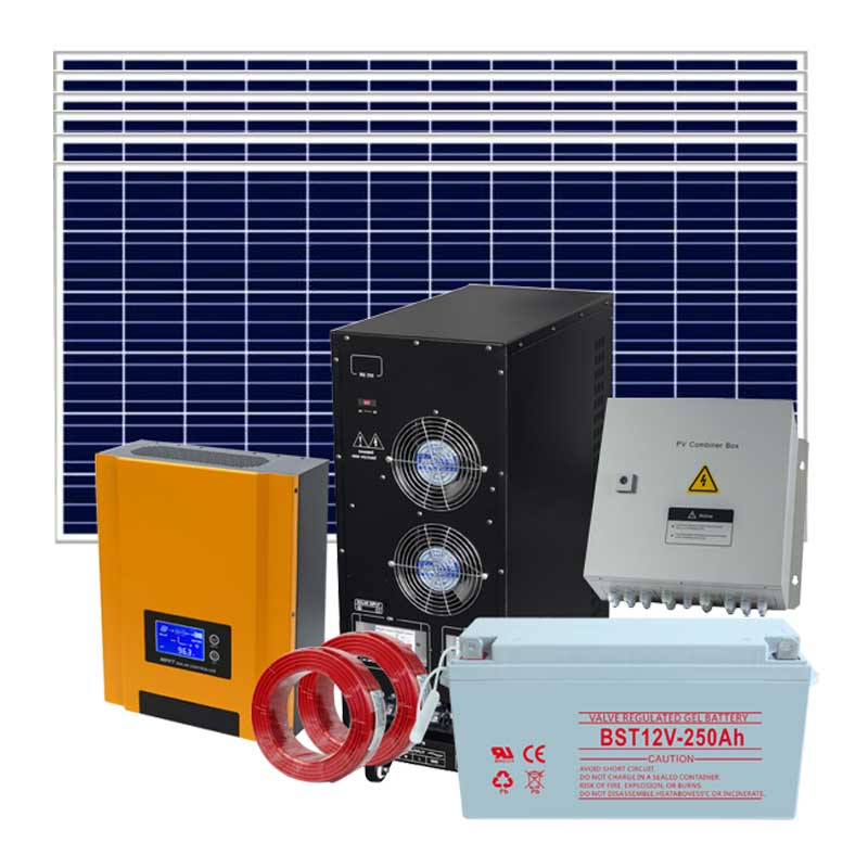 off grid power system