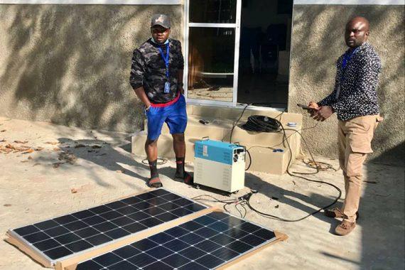 solar generator power