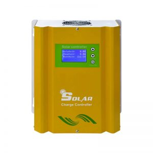PWM Solar Charge Controller 1