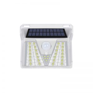 Lens Integrated Solar Wall Light BST SWL19-20
