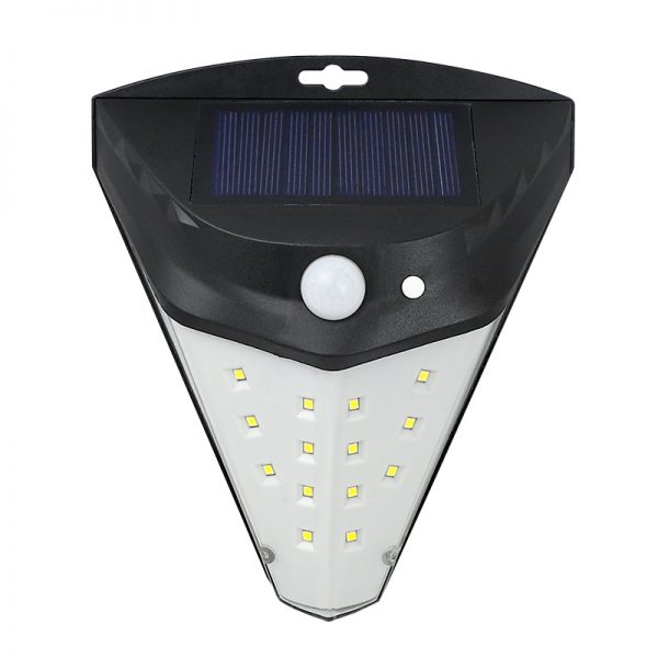 Dimond Series Solar Wall Light